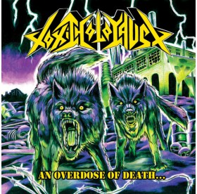 Toxic Holocaust - An Overdose Of Death LP