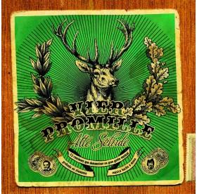 4 Promille - Alte Schule LP