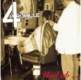 4 Promille - Und Ab CD