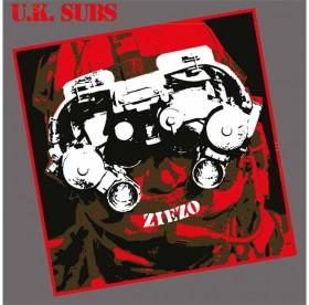 Uk Subs - Ziezo CD