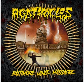 Agathocles - Baltimore Mince Massacre LP