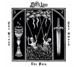 Lion's Law - The Pain, The Blood, The Sword LP