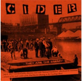 Cider - They Are The Enemy LP