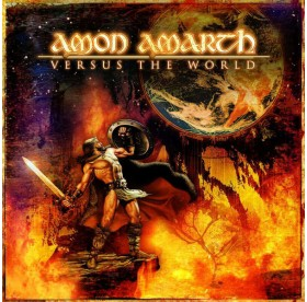 Amon Amarth - Versus The World LP