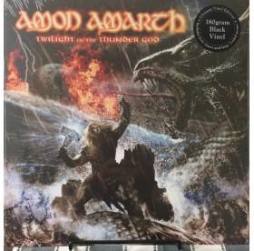 Amon Amarth - Twilight Of The Thunder God LP