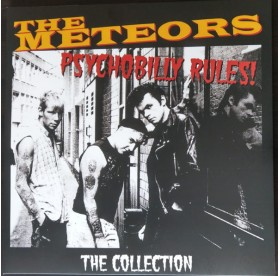 Meteors, the - Psychobilly Rules The Compilation 2LP