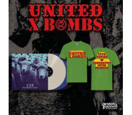UxB - Westworld Crisis LP Package
