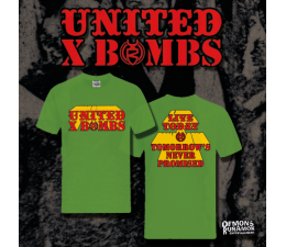 UxB - Live Today T-Shirt