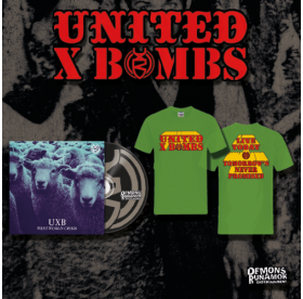 UxB - Westworld Crisis CD Package