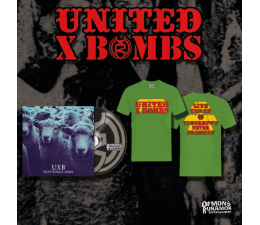 UxB - Westworld Crisis CD+T-Shirt Package