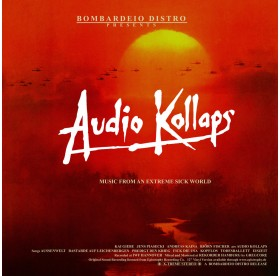 Audio Kollaps - Music From An Extreme Sick World CD