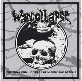 Warcollapse - The Final End CD