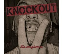 Knock Out - Sin Vergüenza LP