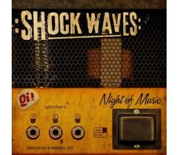 Shock Waves - Night Of Music LP