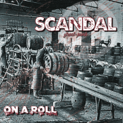 Scandal - On A Roll LP