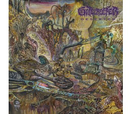 Gatecreeper - Deserted LP