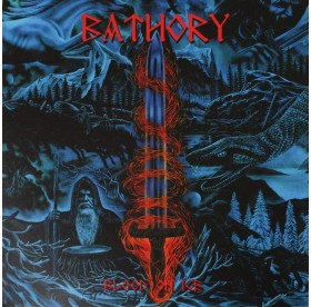 Bathory - Blood On Ice 2LP