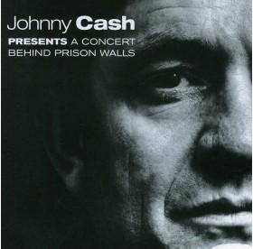 Johnny Cash - Presents A Concert Behind Prison Walls 2LP