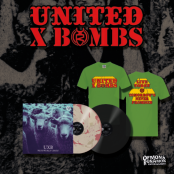 UxB - Westworld Crisis LP+T-Shirt Package REPRESS