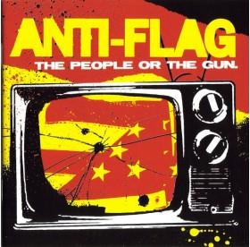 Anti-Flag - The People Or The Gun LP