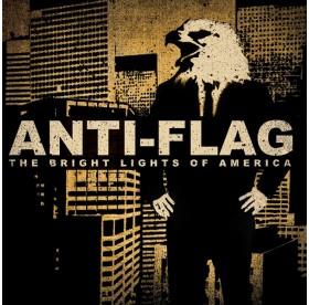 Anti-Flag - The Bright Lights Of America 2LP