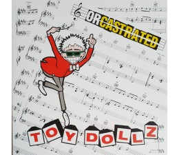 Toy Dolls - Orcastrated LP