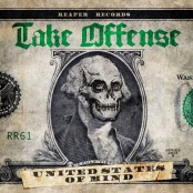 Take Offense - United States Of Mind LP