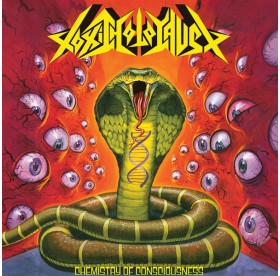 Toxic Holocaust - Chemistry Of Consciousness LP