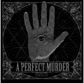 A Perfect Murder - Demonize BLACK VINYL