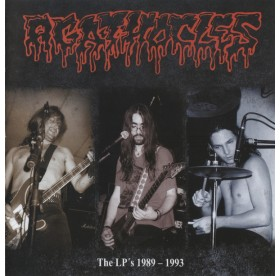 Agathocles - The LP's 1989 - 1993 CD