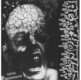 Agathocles / Disorder - Total Braindead CD