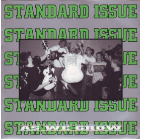 """Standard Issue - As We Grow Mailorder Edition 7"""""""