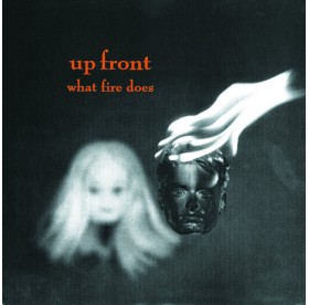 """Up Front - What Fire Does 7"""" GOLD VINYL"""