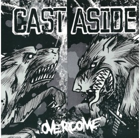 Cast Aside - Overcome 7""