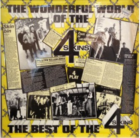 4 Skins - The Wonderful World Of The 4 Skins LP