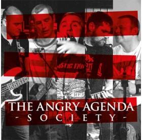 Angry Agenda, the - Society CD