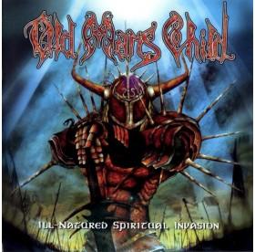 Old Man's Child - Ill Natured Spiritual Invasion CD