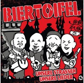 Biertoifel - Unsere Strassen Unsere Lieder LP