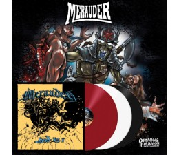 Merauder - God Is I SPECIAL EDITION LP