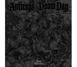 Anticops / Doom Day - Dark Melodies LP