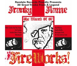 Franky Flame - Oi! The Wizard 2CD