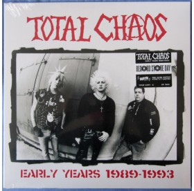 Total Chaos - Early Years 1983-1993 LP