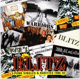 Blitz - Punk Singles & Rarities 1980-83 CD