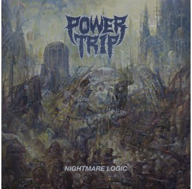 Power Trip - Nightmare Logic CD