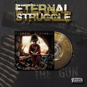Eternal Struggle - Year Of The Gun CD