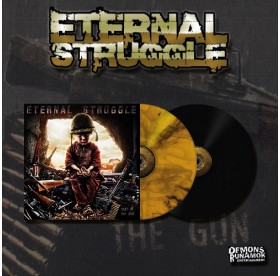 Eternal Struggle - Year Of The Gun LP