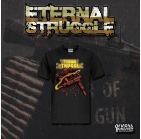 Eternal Struggle - Year Of The Gun T-SHIRT