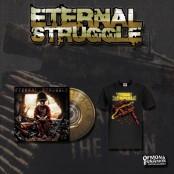 Eternal Struggle - Year Of The Gun CD + T-SHIRT Bundle