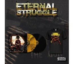 Eternal Struggle - Year Of The Gun LP + T-SHIRT Bundle