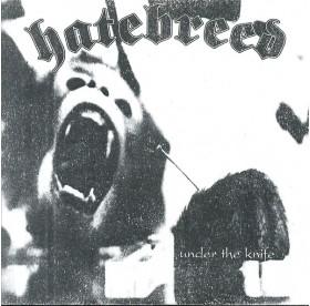 "Hatebreed - Under The Knife BW 7"""